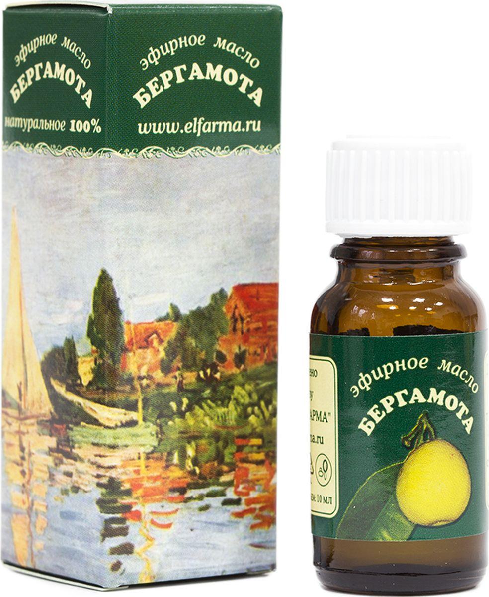 Elfarma Эфирное масло Бергамота, 10 мл531-402Обладает противовоспалительными и тонизирующими свойствами. Прекрасное средство от депрессии и апатии.