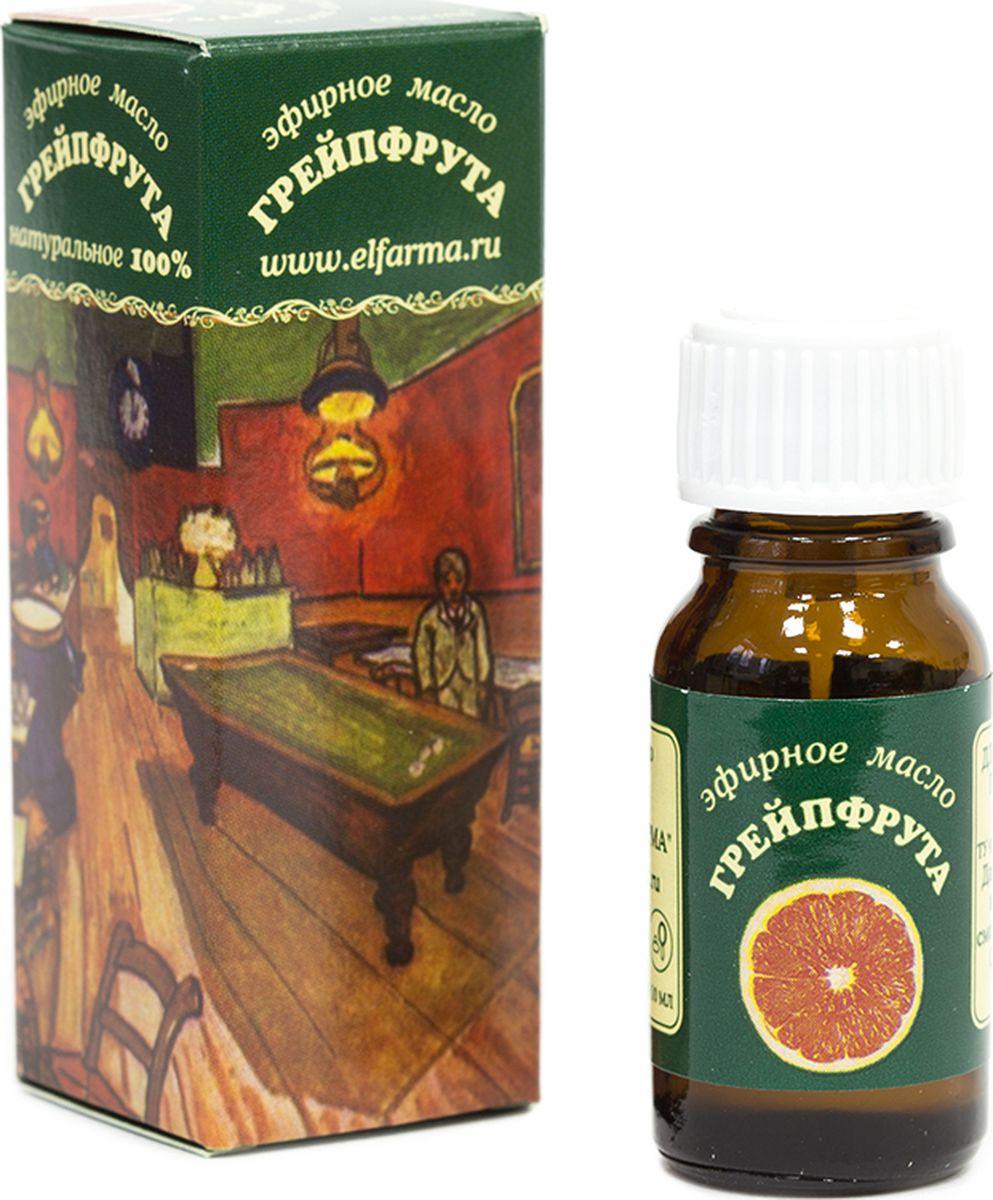 Elfarma Эфирное масло Грейпфрута, 10 мл905787Содействует вдохновению. Очищает, дезинфицирует и тонизирует кожу. Оздоравливает воздух в жилых помещениях.