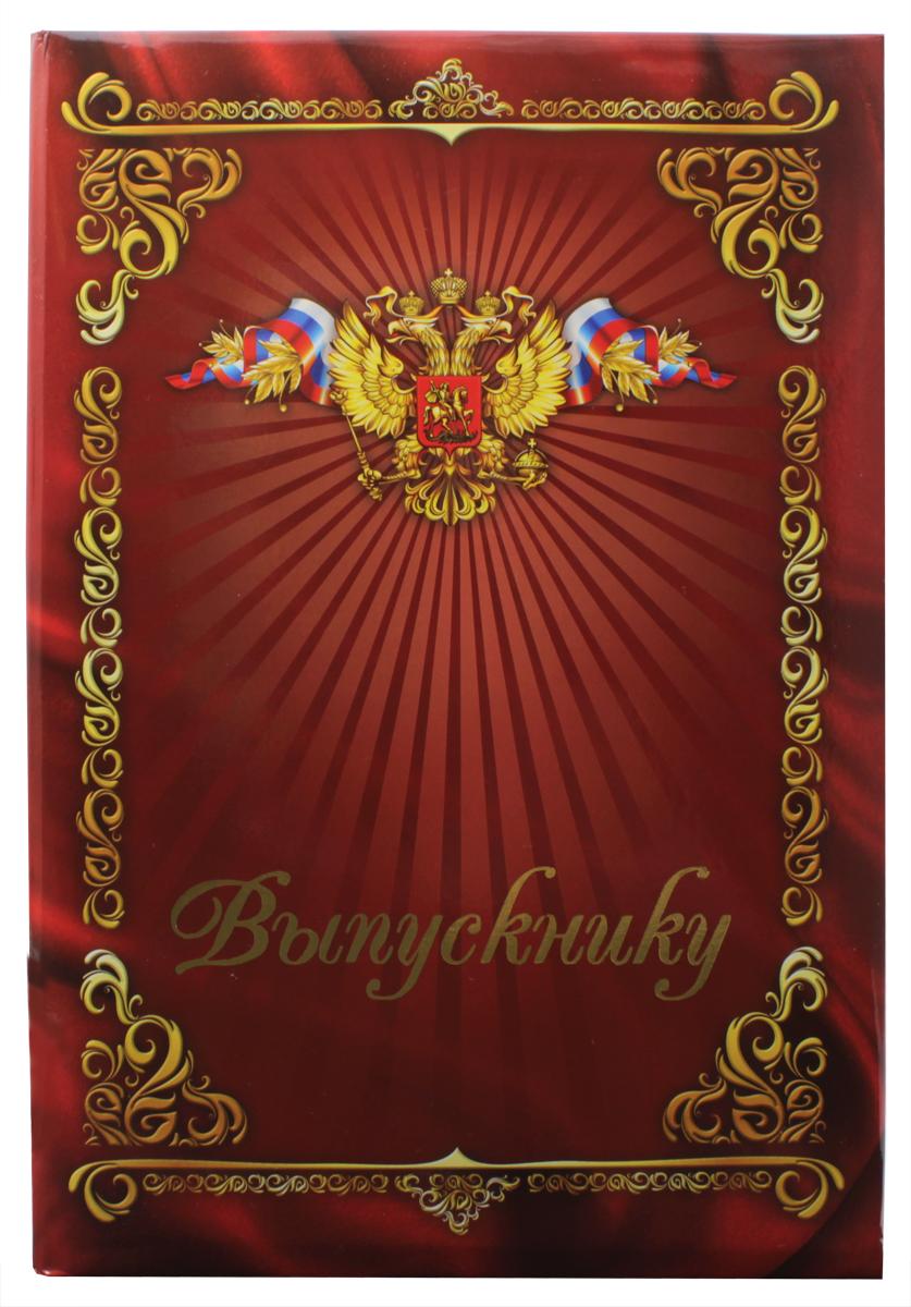 Ульяновский Дом Печати Папка ВыпускникуC13S041944Формат - А4. Припрессовка глянцевой пленкой.