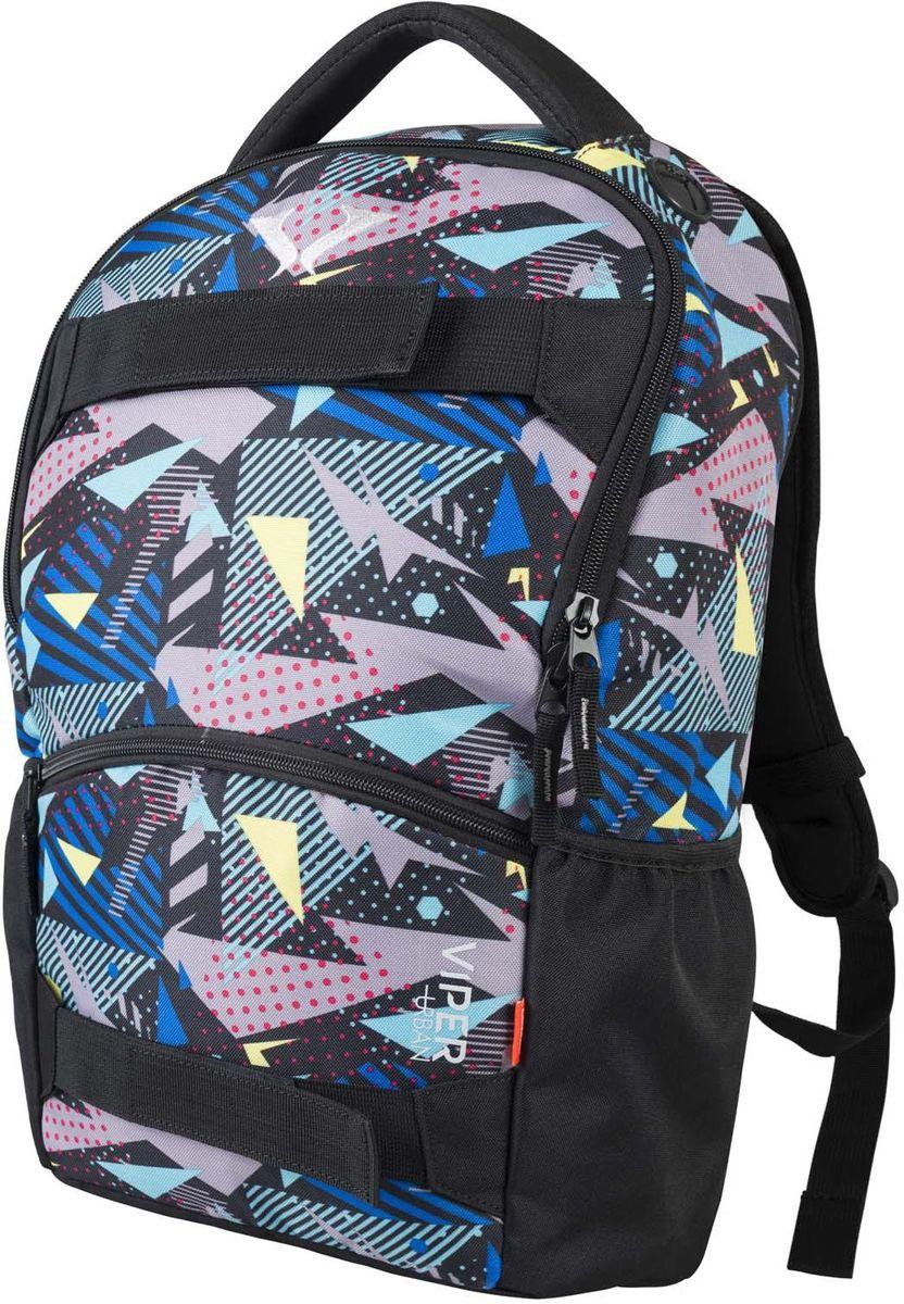 """Target Collection Рюкзак Pop Up1857364У рюкзака одно большое отделение вмещаемое ноутбук до 15"""". Застегивается на молнию. Имеются два боковых кармана. Размер:48 ? 29 ? 13см.Объем: 18 л."""