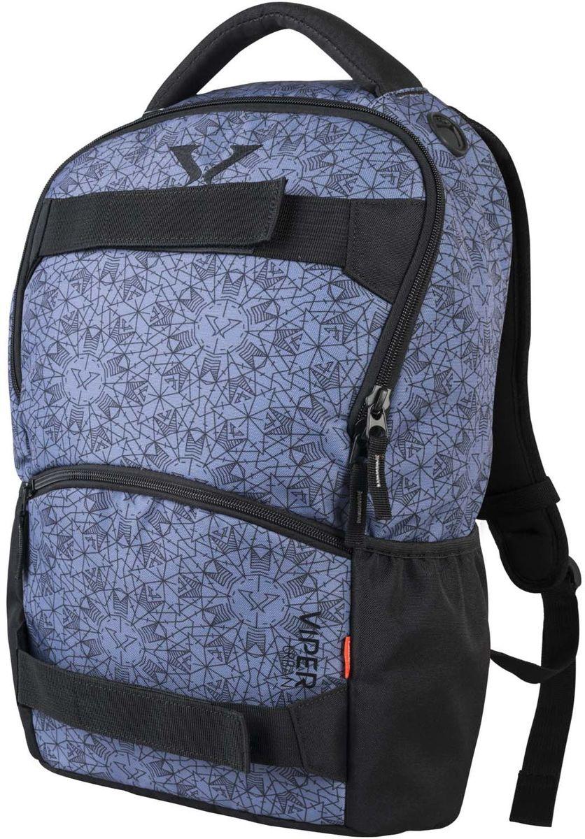"""Target Collection Рюкзак Kaleidoscope 27718У рюкзака одно большое отделение вмещаемое ноутбук до 15"""". Застегивается на молнию. Имеются два боковых кармана. Размер:48 ? 29 ? 13см.Объем: 18 л."""