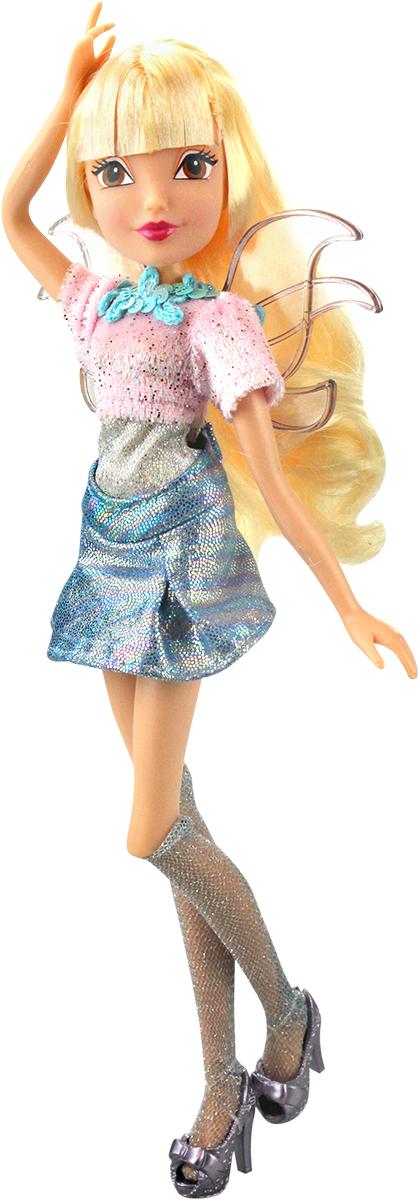 Winx Club Кукла Wow Лофт Стелла куклы и одежда для кукол феи винкс winx club кукла wow дримикс стелла