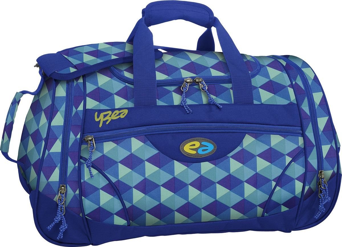 Thorka Сумка спортивная YZEA Sports Пин29010623171Идеальная спортивная сумка, когда речь заходит о спорте и фитнесе. Несколько разных функциональных отделений, включая отделение для мокрой одежды. Размер 52*27*26 см, объем 32 л