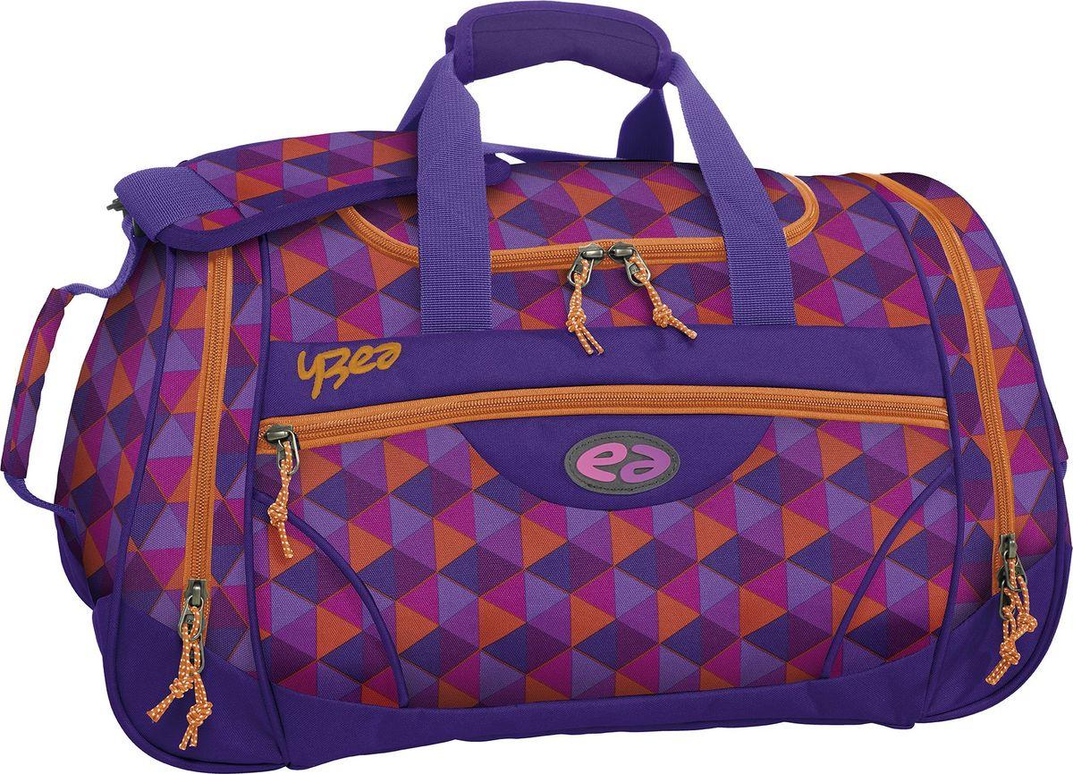 Thorka Сумка спортивная YZEA Sports Конус9626180000Идеальная спортивная сумка, когда речь заходит о спорте и фитнесе. Несколько разных функциональных отделений, включая отделение для мокрой одежды. Размер 52*27*26 см, объем 32 л