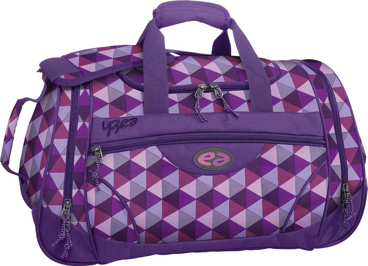 Thorka Сумка спортивная YZEA Sports Стремление7681Идеальная спортивная сумка, когда речь заходит о спорте и фитнесе. Несколько разных функциональных отделений, включая отделение для мокрой одежды. Размер 52*27*26 см, объем 32 л