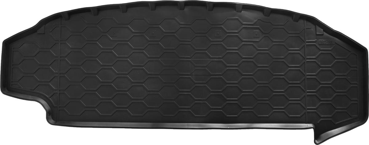 Коврик багажника Rival для Skoda Kodiaq (7 мест) 2017-, полиуретан15105003Коврик багажника Rival позволяет надежно защитить и сохранить от грязи багажный отсек вашего автомобиля на протяжении всего срока эксплуатации, полностью повторяют геометрию багажника.- Высокий борт специальной конструкции препятствует попаданию разлитой жидкости и грязи на внутреннюю отделку.- Произведен из первичных материалов, в результате чего отсутствует неприятный запах в салоне автомобиля.- Рисунок обеспечивает противоскользящую поверхность, благодаря которой перевозимые предметы не перекатываются в багажном отделении, а остаются на своих местах.- Высокая эластичность, можно беспрепятственно эксплуатировать при температуре от -45°C до +45°C.- Коврик изготовлен из высококачественного и экологичного материала, не подверженного воздействию кислот, щелочей и нефтепродуктов. Уважаемые клиенты! Обращаем ваше внимание, что коврик имеет форму, соответствующую модели данного автомобиля. Фото служит для визуального восприятия товара.