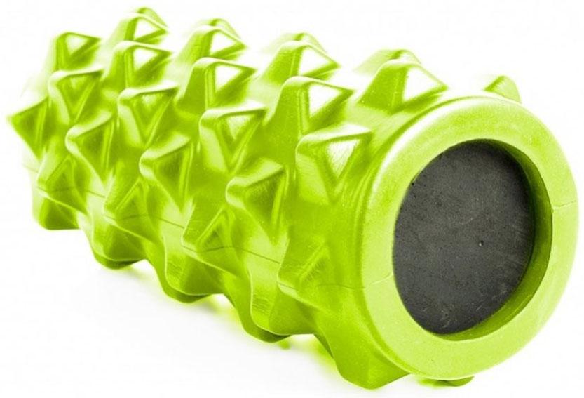Валик для фитнеса Bradex, цвет: зеленый, 33,5 х 13 х 13 смSF 0247Массажный валик для фитнеса Bradex поможет вам справиться с неприятными ощущениями, повысить эластичность кожи и мышечной ткани после занятий спортом.Он выполнен из поливинилхлорида и этиленвинилацетата.Размеры: 33,5 х 13 х 13 см.