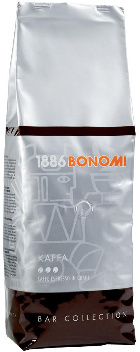 Bonomi Kaffa кофе в зернах, 1 кгCBNM00-000002Кофе Бономи Каффа – благородный купаж южноамериканской арабики и индийской робусты. Во вкусе можно уловить оттенки сладкого круассана, терпкого какао с нотками специй. Напиток средней плотности с уверенным ароматом. Классическая смесь подходящая практически для любого типа кофемашин и видов напитков. 80% Арабика, 20% Робуста.