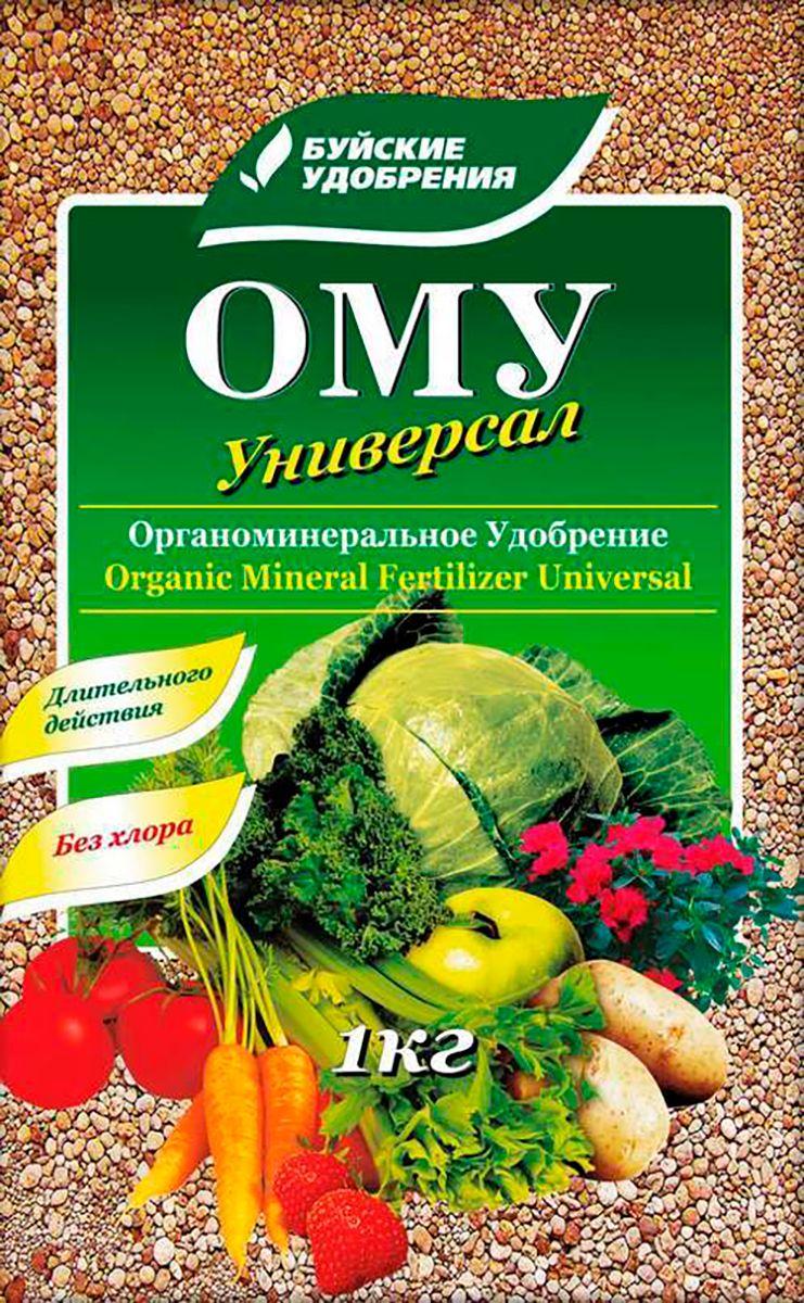 Удобрение органоминеральное универсальное Буйские Удобрения «Универсал, 1 кгM279_синий, желтая насадкаОргано-минеральное удобрение «Универсал» используется для основного внесения под различные овощные, плодовые культуры в открытом и закрытом грунте на различных почвах, а также применяется при выращивании рассады и подкормках в фазу вегетации. Этот тук содержит азот — 7%, фосфор — 7%, калий —8%, магний — 1,5%, а также гуминовые соединения. Этот состав благоприятно влияет на рост и развитие растений и практически полностью (на 95%) полезные вещества из удобрения усваиваются растениями. Также улучшается ГМС почвы, она становится более водо- и воздухопроницаемой, повышается ее плодородность.