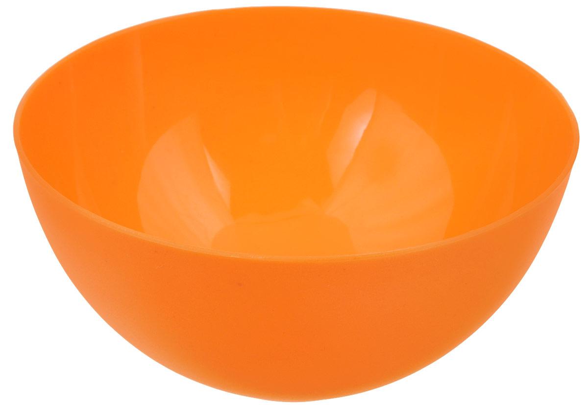 Салатница Oriental Way, цвет оранжевый, диаметр 13 см4349_оранжевыйСалатница Oriental Way является лучшей емкостью для приготовления летних салатов. Емкость изготовлена из ударопрочного пластика, который не сломается при первом ударе или падении. Пользоваться такой посудой можно не только дома, но и на даче, пикнике.Легкость и универсальность салатницы придет по вкусу каждому покупателю.