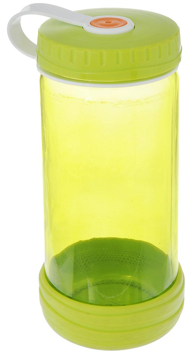 Бутылка для воды Herevin, цвет: салатовый, 0,5 л111801-000_салатовыйБутылка для воды Nike T1 Flow Swoosh Water Bottle 32ozс горлышком, которое поднимается на 90 градусов, что обеспечивает простоту в использовании.Возможно мытье в посудомоечной машине, легко собирается и разбирается (инструкция прилагается).Технология материала Tritan обеспечивает долговечность и ударопрочность.Объем: 0,5 л.Длина: 17 см.Диаметр (по нижнему краю): 7 см.