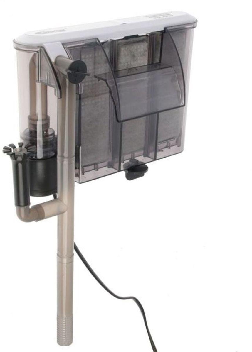 Фильтр наружный для аквариума Sea Star Каскад, с многоступенчатой и эффективной очисткой, 4,5W, 500 л/чНХ-007SEA STAR Наружный фильтр КАСКАД с многоступенчатой и эффективной очисткой 4.5w, 500л/ч