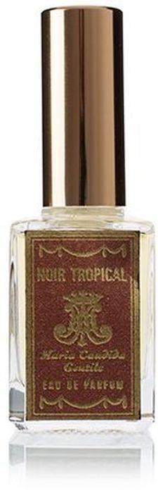 Maria Candida Gentile Парфюмерная вода Noir Tropical, 15 мл5425017735144Это ванильный аромат без малейшего намека на приторность, ему присущи элегантные, динамичные, страстные черты и отсутствие излишней сладости. Ром и миндаль придают Noir Tropical индивидуальный и бескомпромиссный характер.Это чувственный, но не душащий аромат, надолго остающийся на коже и проявляющий различные грани: сочные растительные, ароматические и нежные гурманские. Noir Tropical – это аромат роковой женщины, настоящей femme fatale, исполняющей главную роль в фильме-нуар, снятом на побережье южных морей.