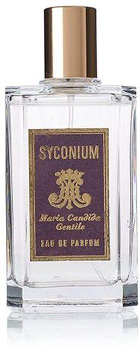 Maria Candida Gentile Парфюмерная вода Syconium, 100 мл8690973040114Syconium – это аромат спеющего инжира, квинтэссенция богатства природы, выраженная в одном фрукте. Фиговое дерево – древнейшее растение, которое дарит нам богатое разнообразие вкусов и ароматов с незапамятных времён. В этом парфюме – как мякоть, так и фиговое молочко, солнце, нагревающее кожуру сочного плода и спасительная тень, бросаемая широкими листьями.