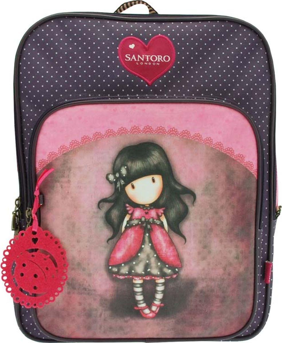 Santoro Рюкзак детский Ladybird72523WDКвадратный рюкзак - Ladybird