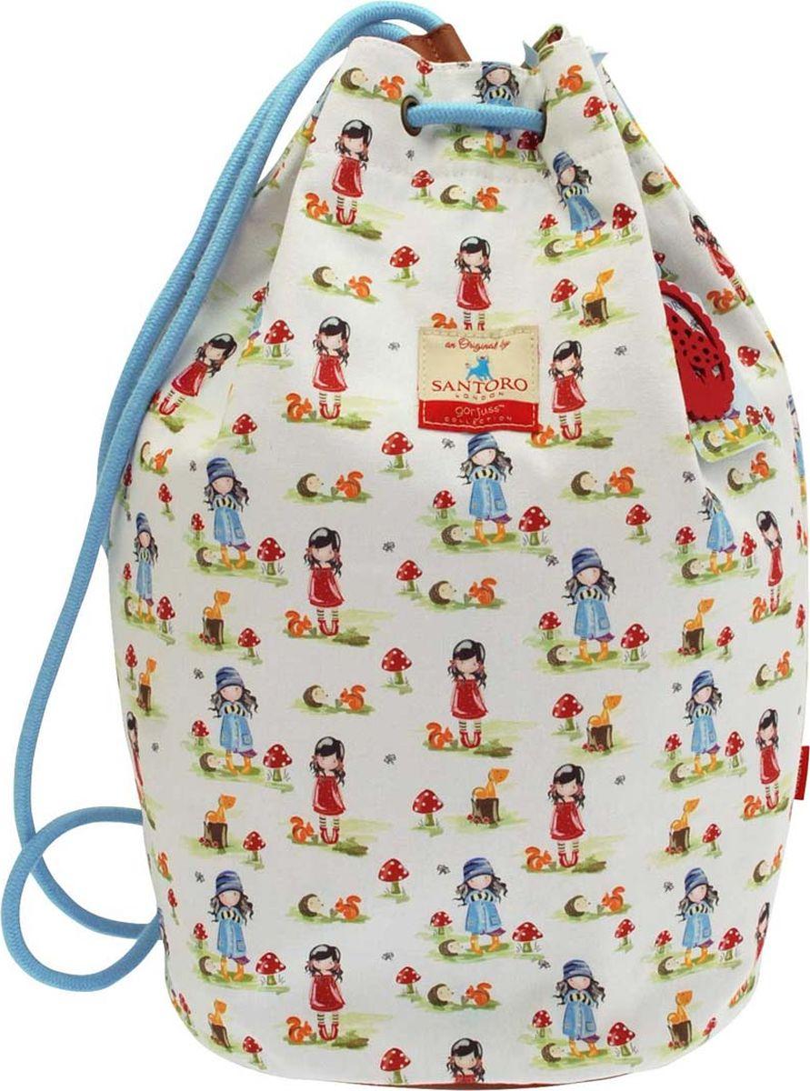 Santoro Сумка детская Pastel Print Toadstools0012572Очаровательная сумочка идеально подходит для занятий спортом, работы, учебы или даже в поездке.Рисунок пастели красиво воспроизводит старинные принты с современным стилем.Уникальная и стильная сумка, которая обязательно установит тренд!Каждый мешок выполнен вручную.Материал: внешний: 100% Хлопок, подкладка: 100% полиэстер, отделка: 100% полиуретан.