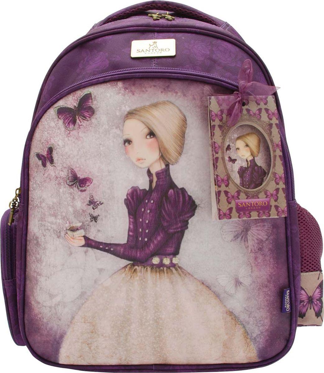 Функциональный и стильный рюкзак с элегантным рисунком идеально подходит для активных девушек.Содержит небольшой отсек спереди и большой внутри. В крупном отсеке также имеется держатель для телефона и карман на молнии для хранения различных аксессуаров.Снаружи рюкзак имеет карман на молнии с левой стороны и держатель для бутылок с правой.Каждый рюкзак выполнен вручную.Материал: Наружный: Полиэфир 100% Подкладка: 100% Полиэфирная Отделка: 100% Полиуретан
