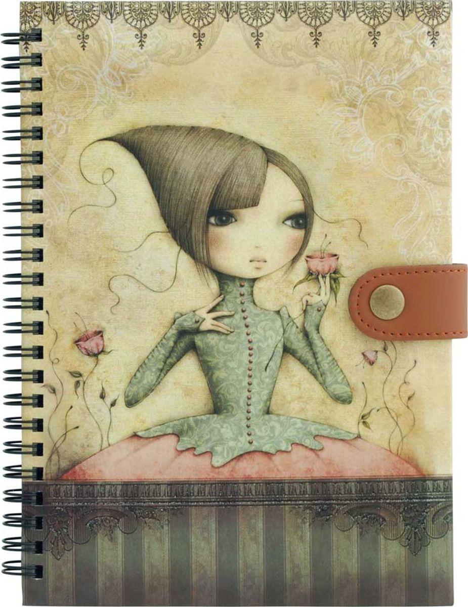 Santoro Блокнот If Only -  Ежедневники, блокноты, записные книжки