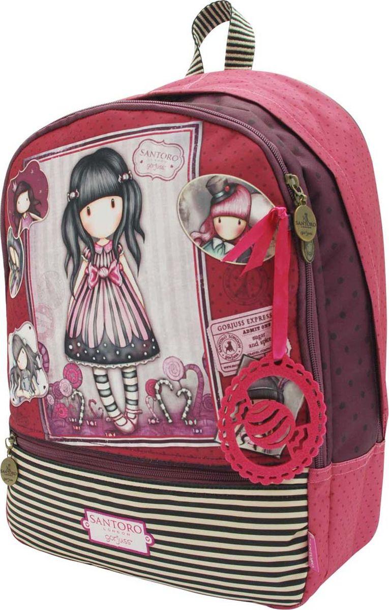 Функциональный и стильный рюкзак с элегантным рисунком идеально подходит для активных девушек.Содержит карман на молнии спереди и 2 отсека на молниях - основной и дополнительный. В основном отсеке также имеется держатель для телефона и карман на молнии для хранения различных аксессуаров.Каждый рюкзак выполнен вручную.Материал: Наружный: Полиэфир 100% Подкладка: 100% Полиэфирная Отделка: 100% Полиуретан