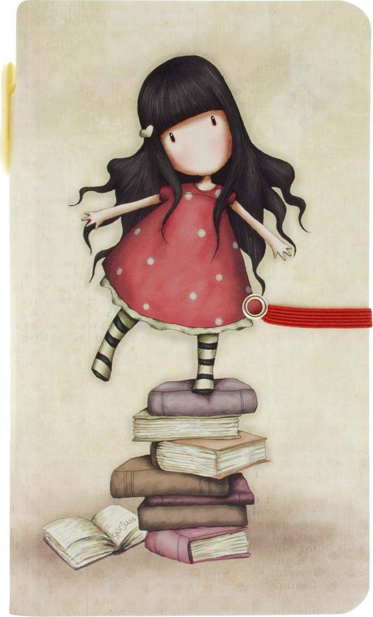 Santoro Блокнот New Heights с ручкой -  Ежедневники, блокноты, записные книжки