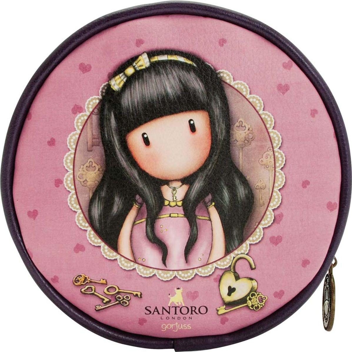 Santoro Сумка детская The Secret730396Круглая сумка для аксессуаров - The Secret