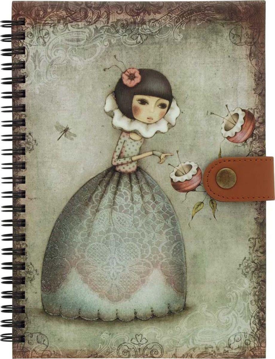 Santoro Блокнот Curiosity 0013242 -  Ежедневники, блокноты, записные книжки