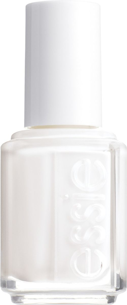 Essie Лак для ногтей, оттенок 01 Белый, 13,5 мл5010777142037Легендарный американский бренд лаков для ногтей Essie - уже более 30 лет - выбор номер один у миллионов женщин! Широкая гамма самых ярких, аппетитных и непредсказуемых оттенков на любой вкус и по любому поводу.