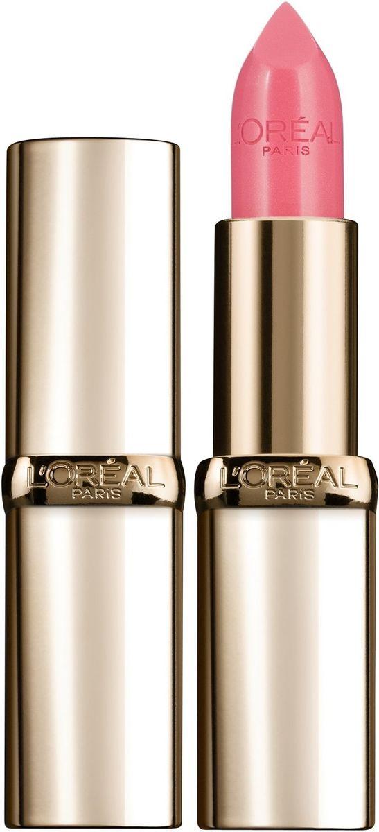 LOreal Paris Губная помада Color Riche, кремовый,оттенок 136, Изящный фламинго, 4,5 млB2650800Помада Color Riche – это уникальное сочетание насыщенного цвета и ухода. Лаборатории LOreal Paris отобрали самые чистые и самые тонкие пигменты для роскошного ровного цвета. Компонент Омега 3 и витамин Е защищают губы от пересыхания и усиливают их защитный барьер, делая губы нежными и увлажненными.
