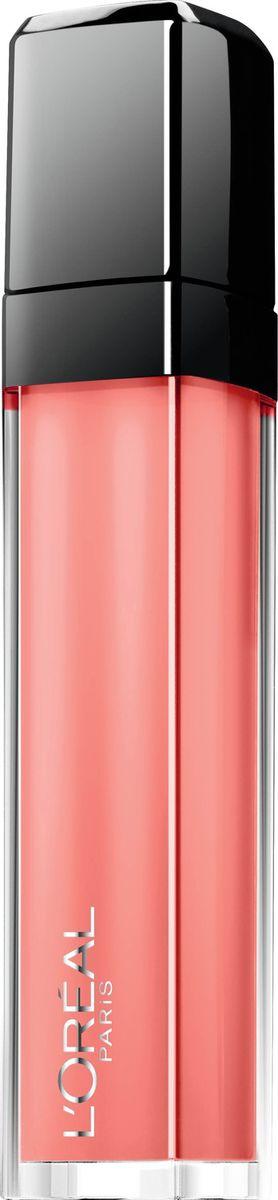 LOreal Paris Блеск для губ Infaillible Безупречный, увлажняющий, кремовый, оттенок 102, Крик души, 8 мл8475Любые оттенки, любые текстуры, любые образы …Бесконечная палитра оттенков, представленная в четырех текстурах:Нежные кремовые, соблазнительные сверкающие, бархатистые матовые и неоновые для самыхглянцевых губ!Роскошная формула блеска, насыщенная гиалуроновой кислотой, антиоксидантами и витаминамидарит губам превосходное увлажнение и визуально увеличивает их, а моделирующий аппликаторобеспечивает идеальную прорисовку контура губ и комфортное нанесение.Блеск для губ Infaillible Безупречный – это идеальноесочетание формулы, профессионального аппликатораи потрясающей палитры оттенков и текстур.