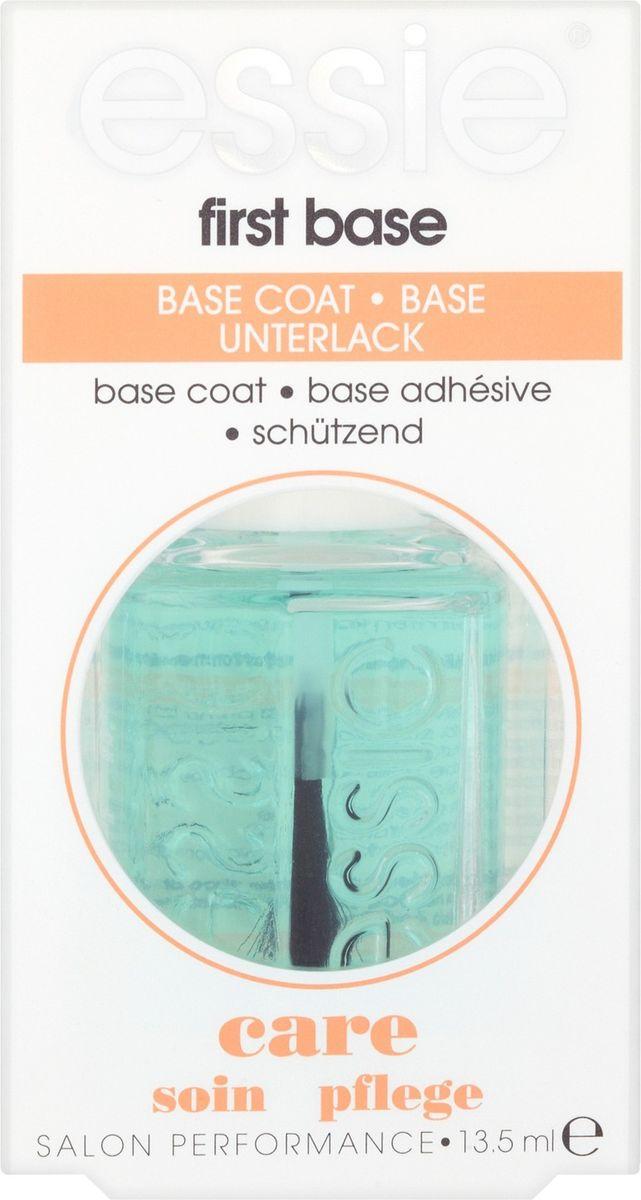 Essie Основа для ногтей First Base, универсальная, 13,5 млMFM-3101Профессиональная основа для ногтей от Эсси станет подходящей базой для домашнего использования. Средство визуально выравнивает ногти и значительно продляет стойкость лакового покрытия.