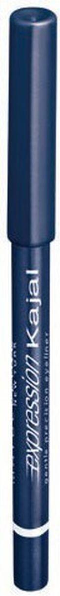 Maybelline New York Карандаш для глаз Expression Kajal, оттенок 36, синий, 1,14 г280.3Уникальная мягкая водостойкая формула карандаша обеспечивает легкое и тонкое нанесение для стойкого макияжа на весь день. Карандаш для глаз подходит даже для внутренней части века. Создай четкий контур для выразительных глаз!9 оттенков