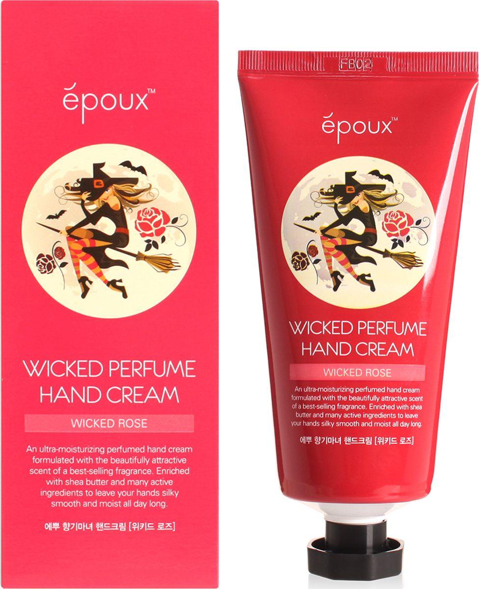 Epoux, крем для рук с экстрактом розы, 80 мл4607086569795Крем для рук с экстрактом розы сохраняет красоту и молодость кожи. Интенсивно питает и смягчает обезвоженную и сухую кожу рук. Крем хорошо впитывается, не образует липкой плёнки после нанесения. Аденозин в составе оказывает антивозрастное действие, способствуя разглаживанию морщин. Натуральный аромат розы сделает уход приятным и комфортным.