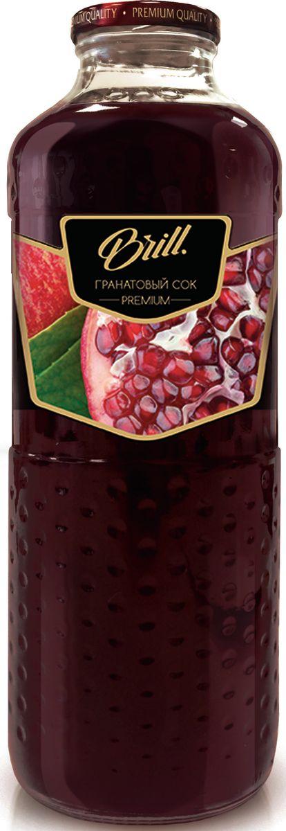 Brill Premium сок гранатовый, 1 л00-00000454Гранатовый сок один из самых ценных и полезных продуктов питания. Общеоздоровительное воздействие и польза гранатового сока намного эффективнее действия других плодовых и ягодных соков на организм человека. Это обусловлено наличием в составе гранатового сока витаминов – А, РР, Е, аскорбиновой кислоты, некоторых витаминов группы В, фолацина, являющегося естественной формой фолиевой кислоты, множества органических кислот, основную часть которых составляет лимонная кислота, сахаров, заменимых и незаменимых аминокислот, водорастворимых полифенолов. Входят в состав гранатового сока и микроэлементы: калий, кальций, фосфор, натрий, магний, железо, дубильные и пектиновые вещества. Ни в одном другом соке нет такого количества калия, как в соке граната.Гранатовый сок рекомендован людям, страдающим анемией, как средство, повышающее уровень гемоглобина в крови. Витаминный гранатовый сок полезен при гипертонии и отеках, так как он обладает мочегонным действием. Принимая гранатовый сок, человек полностью избавляется от отеков и повышенного давления, и получает оптимальное количество калия.Перед употреблением рекомендуется охлаждать и взбалтывать.Допускается естественный осадок.