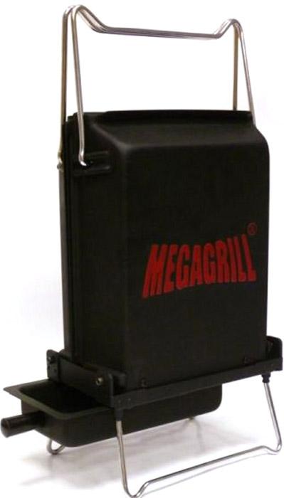 Гриль Drivemotion Megagrill Вулканоvolcano_grillГриль Megagrill Вулкано является мощным раскладным барбекю, которое обладает площадью более 750 см2 для жарки. Сверхбыстрая обжарка, прогревается за 10 минут., равномерное нагревание всей поверхности, регулируемые режимы готовки, регулируемая высота гриля, гриль может использоваться как печь для обжига. Имеется функция самоочистки: после окончания приготовления пищи, сложите гриль Megagrill Вулкано и специальная технология термообработки сожжет жир и прочие отходы от гриля, все отходы обуглятся, и превратятся в золу, огонь также самостоятельно потушится. Гриль изготовлен из прочного двухмиллиметрового чугуна.В комплекте идут две регулируемые по высоте двойные чугунные поверхности для гриля, за счет которых можно приготовить всё: от гамбургеров до жаркого.