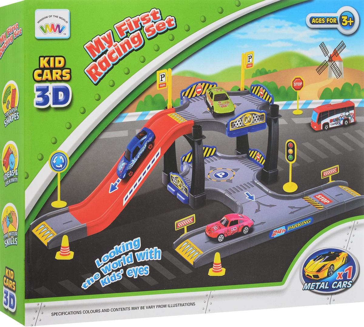 Concord Toys Игровой набор Парковка L