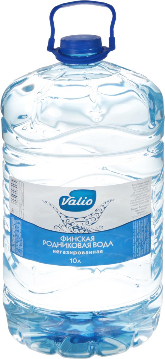 Valio вода питьевая родниковая, 10 л0093000000600Кристально чистая родниковая вода из природного источника Kivisto в Финляндии, который зародился еще в ледниковый период в экологически чистом районе Salpausselka.Вода из Финляндии - самая чистая в Европе (по оценке ЮНЕСКО 2003 г.)!Уважаемые клиенты!Обращаем ваше внимание на возможные изменения в дизайне упаковки. Качественные характеристики товара остаются неизменными. Поставка осуществляется в зависимости от наличия на складе.