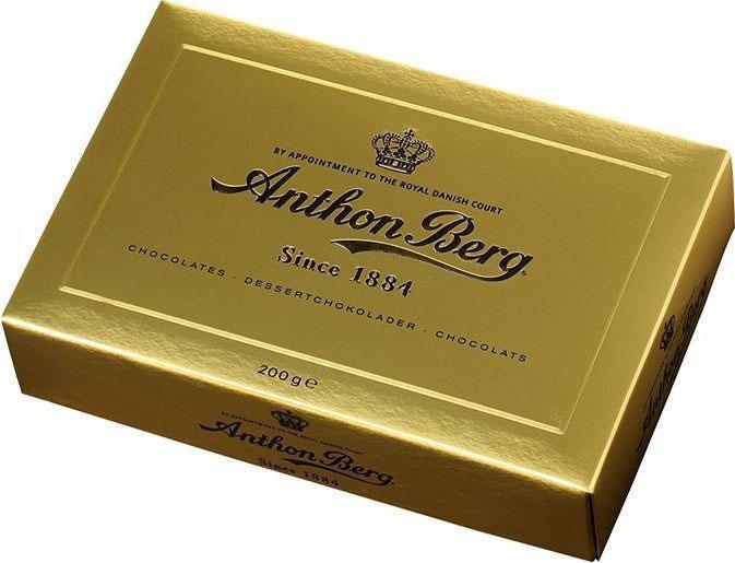 Anthon Berg ассорти шоколадных конфет золотой сундучок, 200 г4665298010030Ассорти шоколадных конфет Золотой сундучок Антон Берг - один из бестселлеров в Дании. Содержит широкий ассортимент классических конфет Антон Берг. Отличный подарок, где каждый найдет себе конфету по вкусу. Идеальны с кофе.