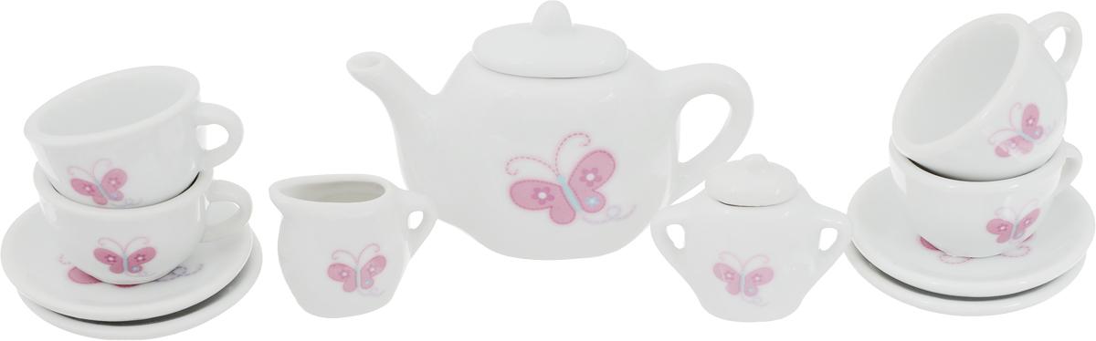 Mary Poppins Кукольный сервиз Бабочка 13 предметов, Shantou Gepai Plastic Industrial Co., Ltd