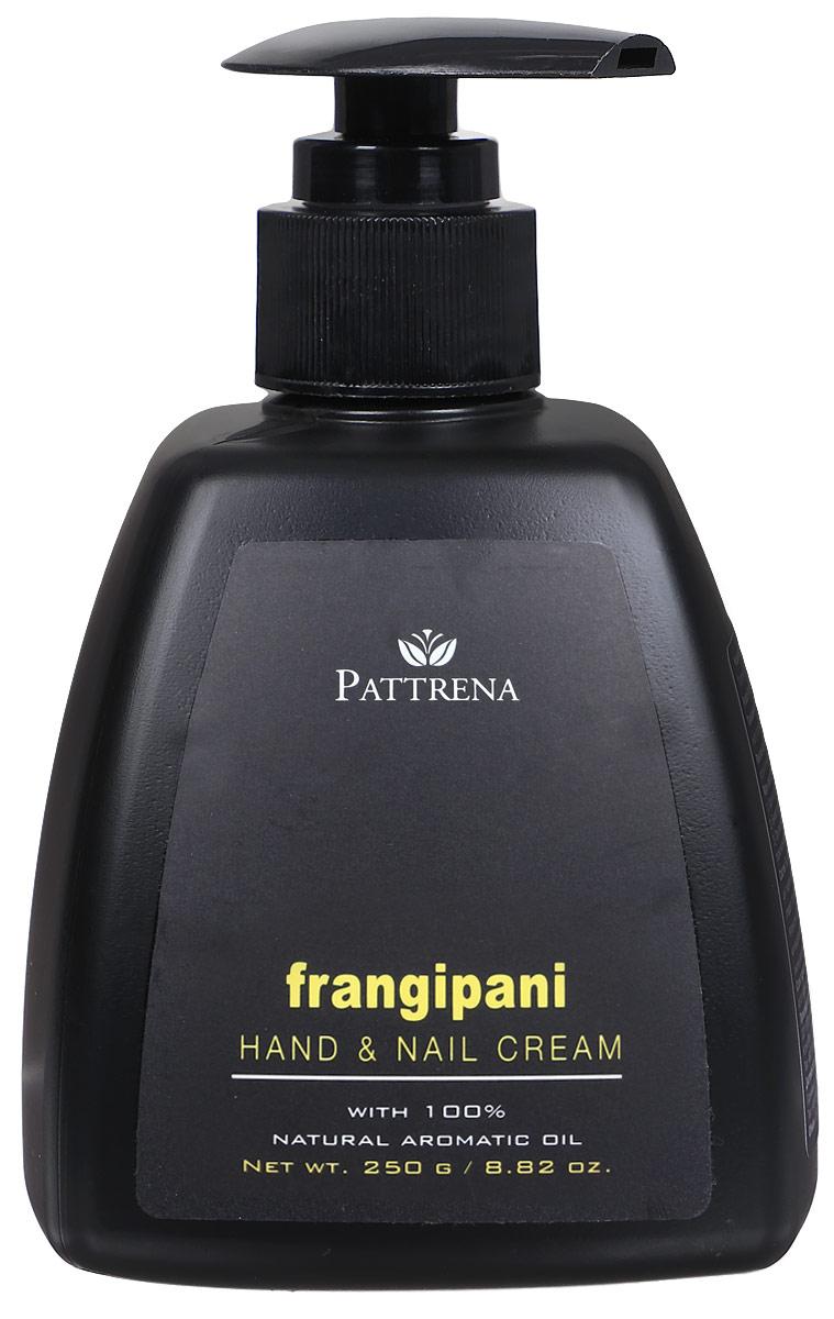 Pattrena Крем для рук и ногтей восточный тайский Франжипани, 250 гFS-00897Крем для рук и ногтей легко впитывается, увлажняет кожу рук и ногти. Кератин укрепляет ногти, предотвращает от хрупкости. Улучшает цвет кожи, придает эластичность. Обладает освежающим цветочным ароматом чувственной Плюмерии.