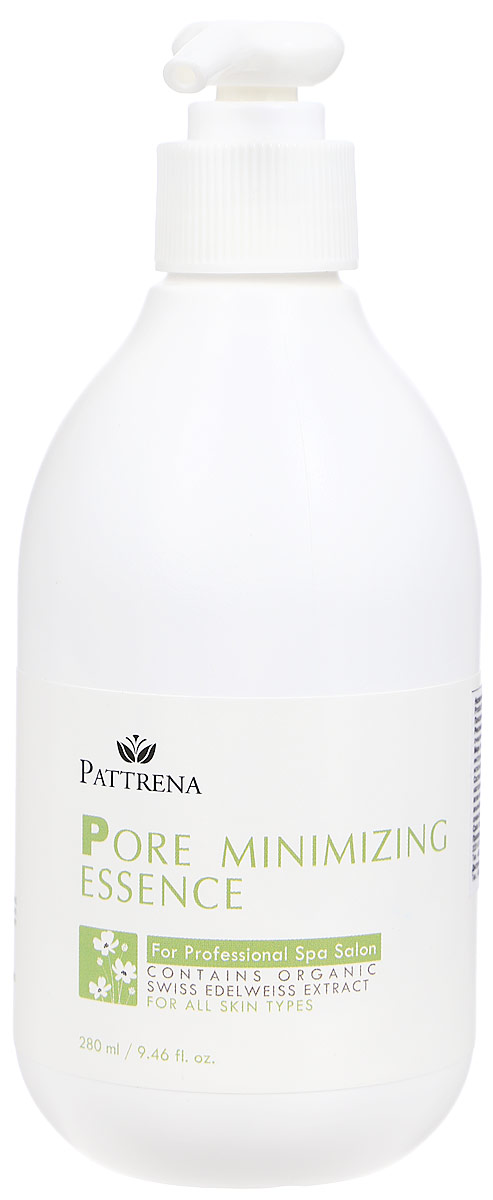 Pattrena Экстракт Паттрена уменьшающий размер пор для всех типов кожи, 280 мл61947Экстракт специально разработан для сокращения пор. Защищает кожу от закупориваний и загрязнений. Выравнивает тон кожи. Экстракт не содержит спирта, мягко воздействую на все типы кожи.Обогащен экстрактом «АЛЬПАФЛОР Эдельвейс ЕП»-поможет защитить кожу от загрязнения и придаст ей здоровый вид. *«АЛЬПАФЛОР Эдельвейс ЕП» - это Экстракт Эдельвейса Альпийского, который является зарегистрированной торговой маркой компании «ДСМ Пищевые Продукты», Швейцария (DSMNutritional Products, Switzerland), сертифицирован компанией «Экосерт» (Ecocert).Эдельвейс-растение Альпийских гор в Швейцарии, которое может противостоять воздействию ультрафиолетового излучения высокого уровня, низкому атмосферному давлению и большим перепадам температур и влажности.Способность растения защищаться от экстремальных климатических условий-это те самые свойства, которые необходимы для защиты кожи, особенно для тех людей, который живут в городе.