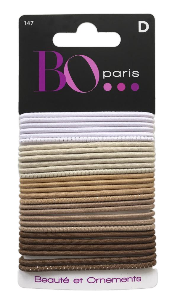 BO Paris Резинки для волос цвет мультиколор 48095001474809500147Резинки для поддержания волос и сохранения прически