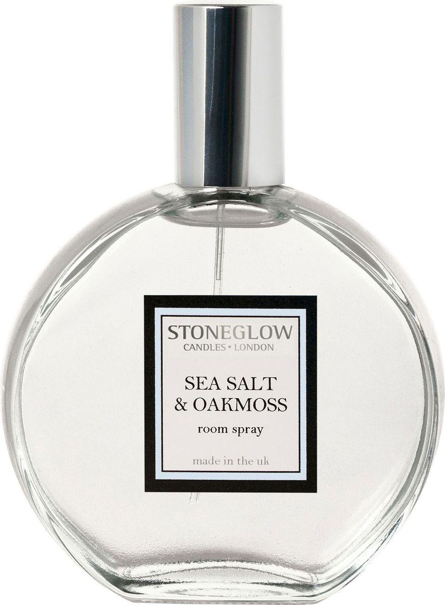 Ароматизатор Stoneglow Морская соль и дубовый мох, спрей, 120 мл2000000049748Морская соль и дубовый мох чудесный аромат, напоминающий соленый океанский бриз. Свежесть хрустящей морской соли, красного морского мха и минералов перенесут вас на берег моря. Спрей упакован в подарочную коробку и станет прекрасным подарком.