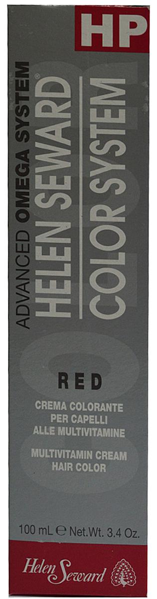 Helen Seward HP Color Красные оттенки (red) Темный интенсивный красный блондин, 100 млC91Перманентная крем-краска — инновационная трехвалентная формула с мультивитаминами В5 и С для стойкого окрашивания, обеспечивает покрытие седины, блеск и мягкость волос.