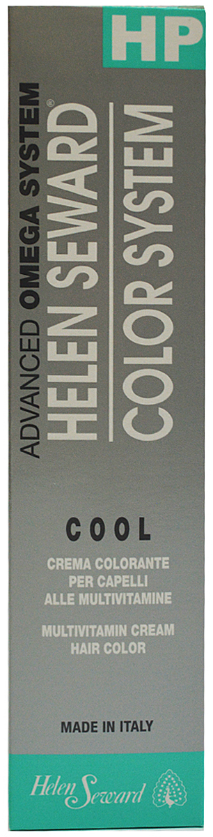 Helen Seward HP Color Коричневые оттенки (cool) Темный золотисто-бежевый блондин, 100 мл33453Перманентная крем-краска — инновационная трехвалентная формула с мультивитаминами В5 и С для стойкого окрашивания, обеспечивает покрытие седины, блеск и мягкость волос.