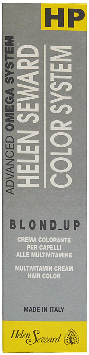 Helen Seward Blond_Up HP Color Супер осветляющий натуральный блондин, 100 млC44Перманентная крем-краска — инновационная трехвалентная формула с мультивитаминами В5 и С для стойкого окрашивания, обеспечивает покрытие седины, блеск и мягкость волос.