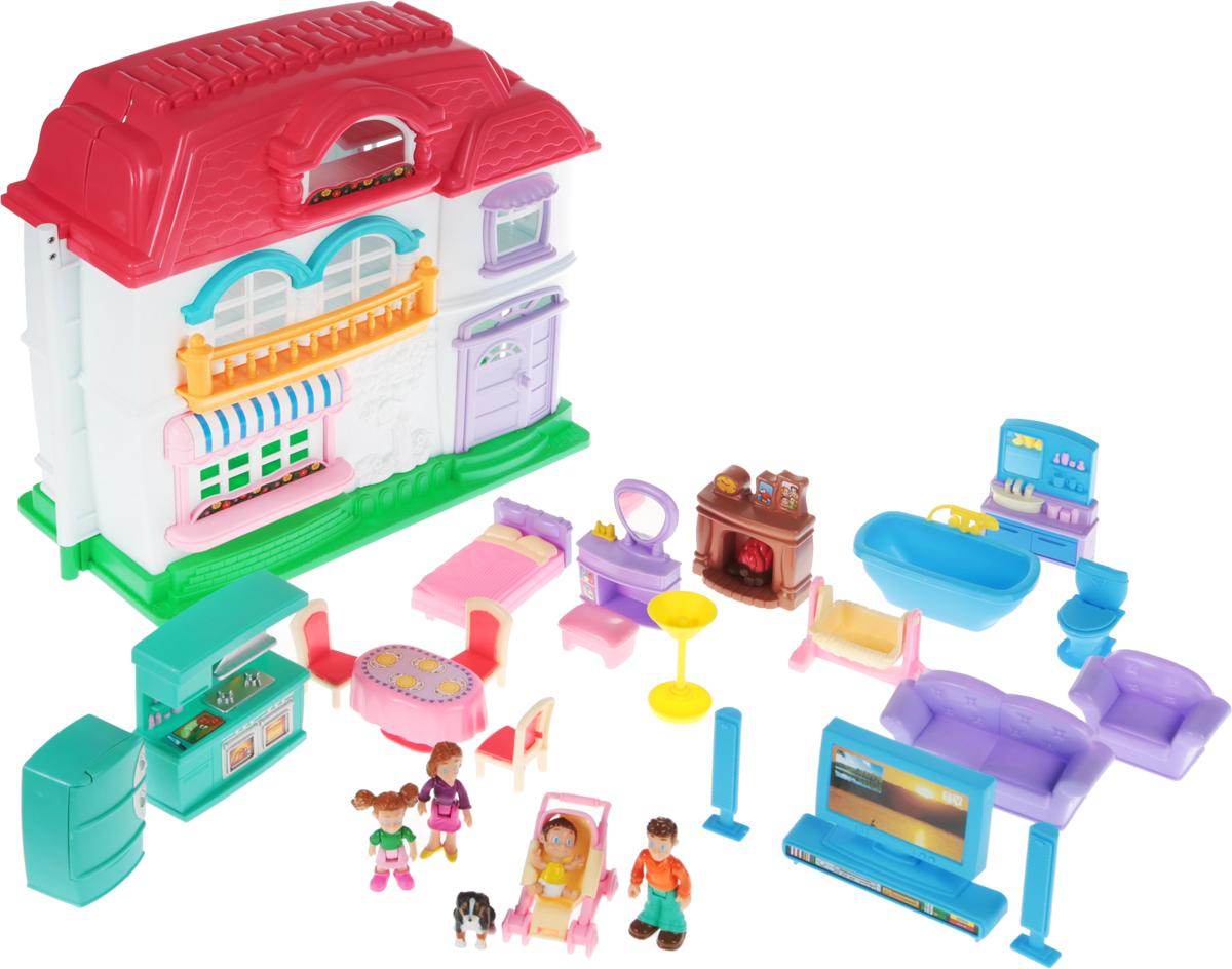 Keenway Игровой набор Home Sweet Home - Игровые наборы
