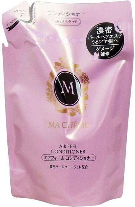 Shiseido Ma Cherie Кондиционер для волос для придания объема с цветочно-фруктовым ароматом, 380 мл4607086560228Мягкий состав кондиционера хорошо увлажняет волосы, не перегружая их. Подходит для ежедневного применения, не сушит концы, делает волосы струящимися, придаёт видимый блеск и объём. Бережно ухаживает за вашими волосами, обогащает их полезными компонентами. Формула кондиционера MA CHERIE восстанавливает структуру волос, делает их легкими и шелковистыми. В результате применения кондиционера у Вас упругие и эластичные волосы, с большей пышностью и объёмом.