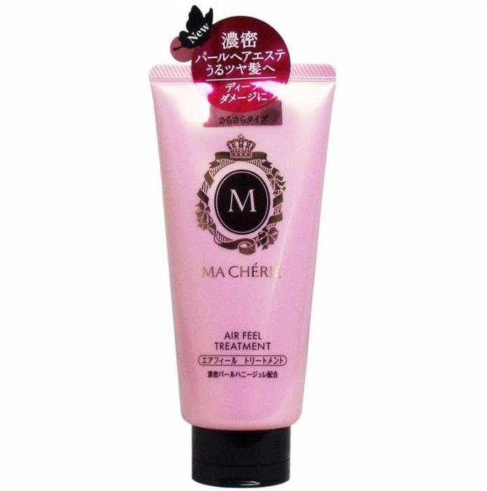 Shiseido Ma Cherie Концентрированный бальзам-уход для волос для придания объема с цветочно-фруктовым ароматом, 180 г1201Концентрированный бальзам для дополнительного ухода за волосами. Восстанавливает поврежденную структуру волос, придает объем. Снимает статическое электричество, придает волосам естественный блеск. Защищает волосы от вредного воздействия высоких температур при укладке, от впитывания неприятных запахов, обеспечивает лёгкость при расчесывании. Аромат цветов и фруктов придаёт чувство лёгкости.