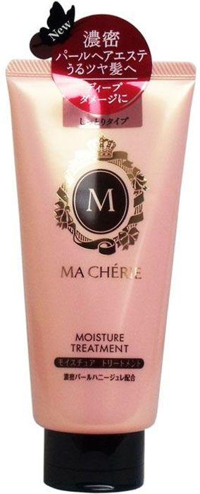 Shiseido Ma Cherie Увлажняющий концентрированный бальзам-уход для волос с цветочно-фруктовым ароматом, 180 г1301Концентрированный бальзам для дополнительного ухода за волосами. Усиленно увлажняет и восстанавливает поврежденную структуру волос. Снимает статическое электричество, придает волосам естественный блеск. Защищает волосы от вредного воздействия высоких температур при укладке, от впитывания неприятных запахов, обеспечивает лёгкость при расчесывании. Аромат цветов и фруктов придаёт чувство лёгкости.