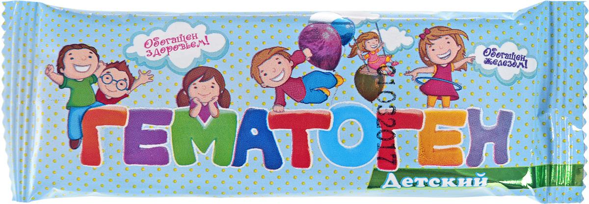 Гематоген детский батончик 30г218188БАД, общеукрепляющее, противоанемическое, дополнительный источник железа.Детям с 4 до 6 лет по 25г в день.Детям с 7 лет по 30г.Взрослым по 50г в день во время еды. Сфера применения: Витаминологияжелезо
